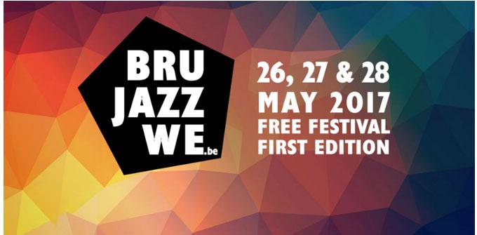 BRUSSELS JAZZ WEEKEND - 26, 27 en 28 mei