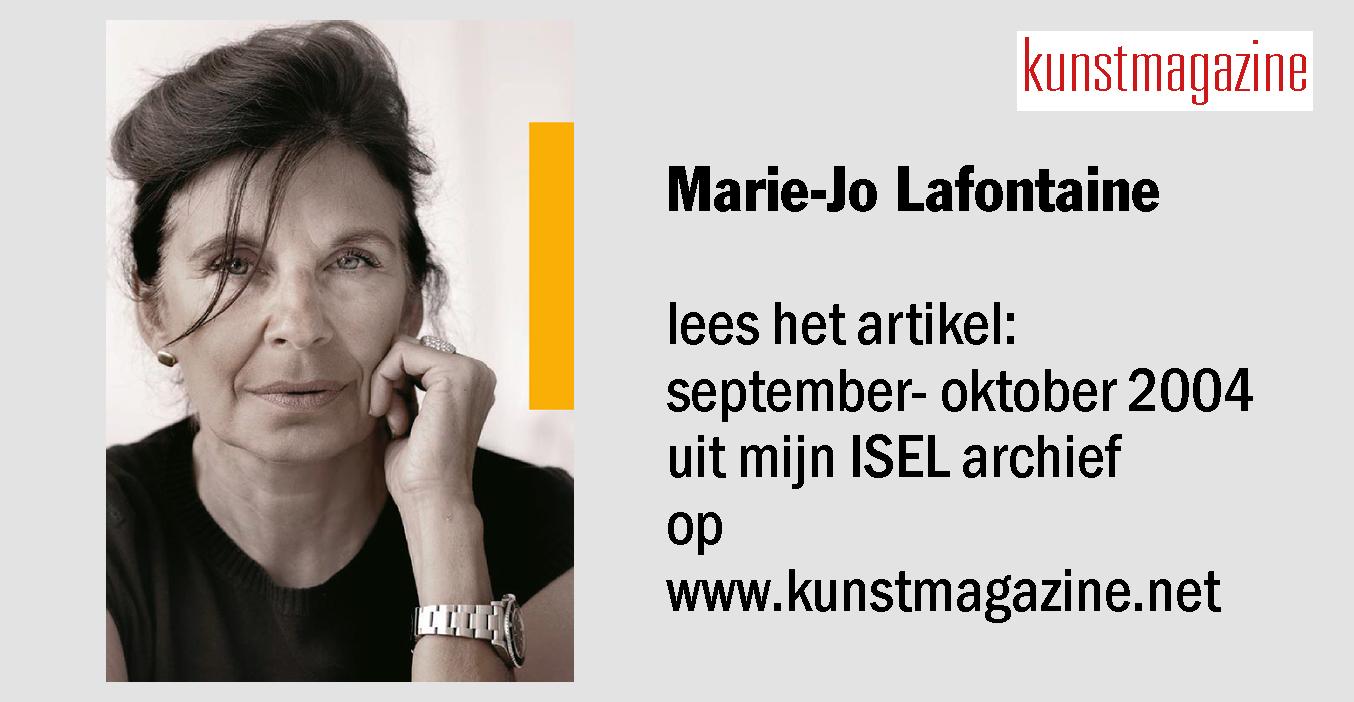 MARIE-JO LAFONTAINE