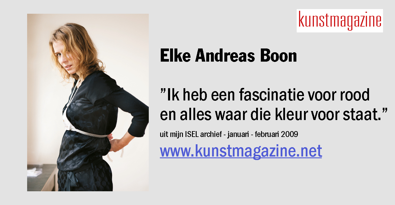 ELKE ANDREAS BOON