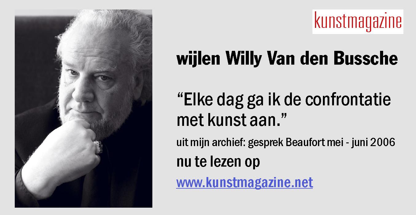 wijlen Willy Van den Bussche
