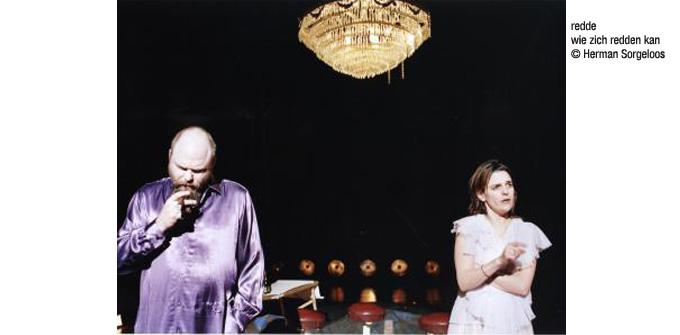BERNARDTRILOGIE, toneelgezelschap STAN