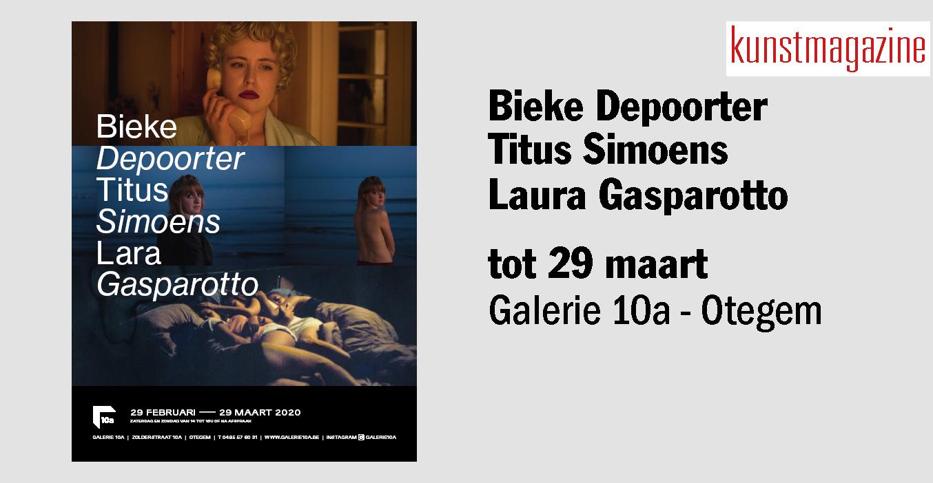 B. DEPOORTER, T. SIMOENS, L. GASPAROTTO
