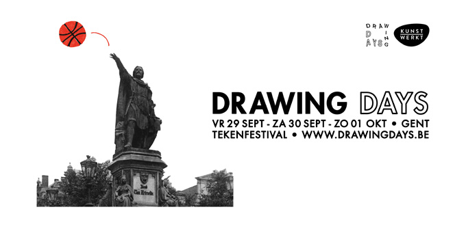 The Big Draw is terug