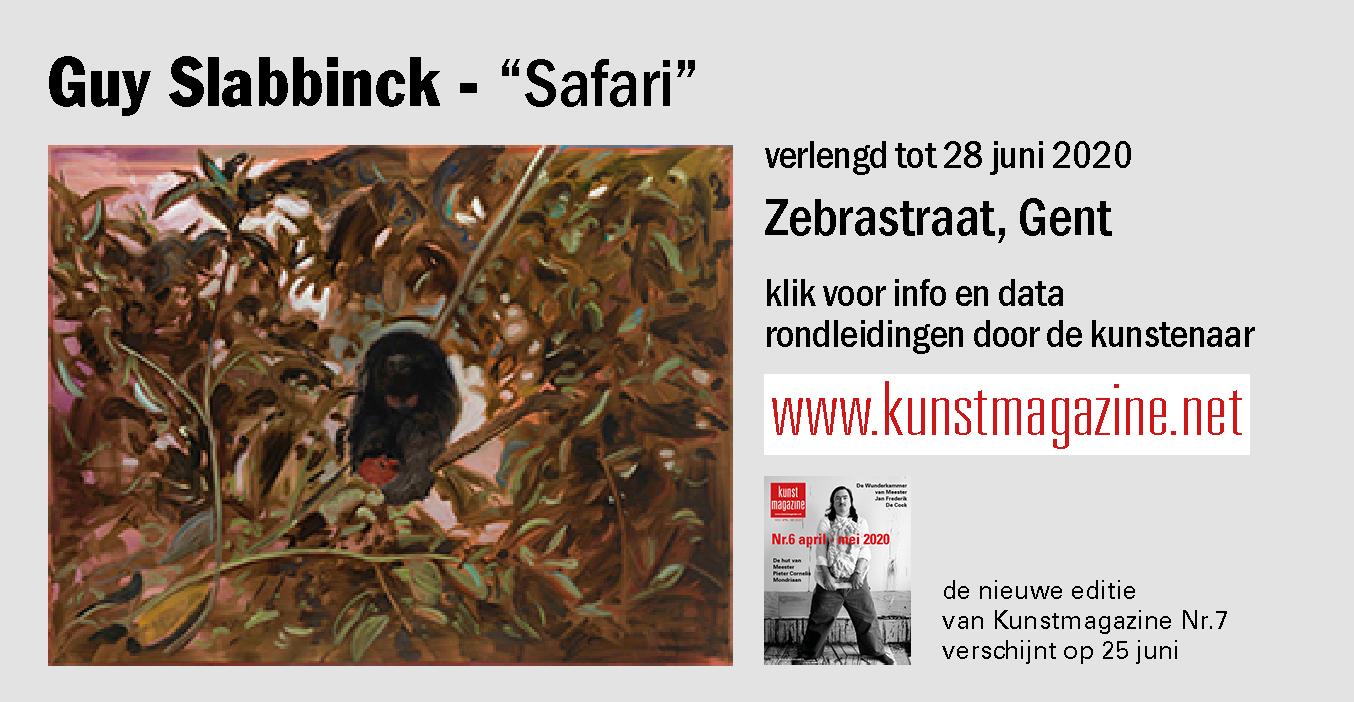 GUY SLABBINCK Safari