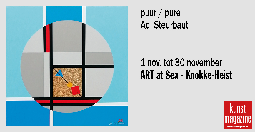 <h2><a href='https://www.kunstmagazine.net/news/article/157'>ADI STEURBAUT<br />